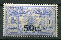 Nelles Hébrides ** N° 76 - Unused Stamps