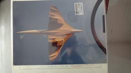 Q88 Thématique Concorde En 6 Volumes SAFE Avec étui. Volume N° 6 Voir Commentaires. A Saisir  !! - Collections (with Albums)