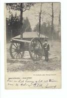 Camp De Beverloo    -   Jeune Artilleur 1903 - Leopoldsburg (Kamp Van Beverloo)