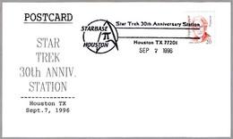 30 Aniversario STAR TREK - 30th Anniversary. Houston TX 1996 - Cinema