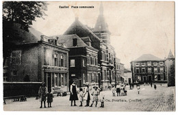 Couillet - Place Communale - Charleroi