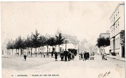 Soignies - Place Du Jeu De Balle - Soignies