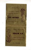 Pochette Fleur Collin Luneville Theme Muguet - Andere