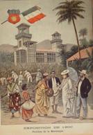 MARTINIQUE (Pavillon Exposition Universelle 1900) - Prints & Engravings
