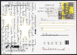 Slowakische Rep. 1999  Karte/ Card  Europa ; MiNr. 348. Wasserpumpe - Cartas