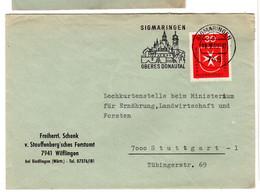 Germania Malteser Hilfsdienst 1969 Sigmaringen - Unclassified