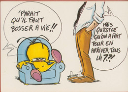 002274 - LE PIAF - Illustrateur DAN SALEL - Humor