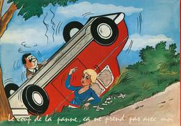 002275 - Le Coup De La Panne, ça Ne Prend Pas Avec Moi - Humor