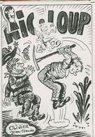 002277 - HECTOR ET ACHILE - Illustrateur OLIVIER Jean Claude - Humor
