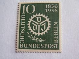 TIMBRE  BERLIN  1953  N°  123  --  NEUF  **  CENTENAIRE  ASSOCIATION NAT. INGENIEURS( Cote 2014 : 2,50 Euro  ) - Neufs