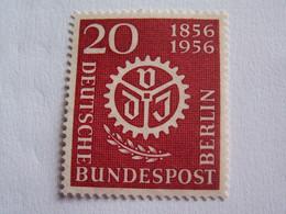 TIMBRE  BERLIN  1953  N°  124  --  NEUF  **  CENTENAIRE  ASSOCIATION NAT. INGENIEURS( Cote 2014 : 5,50 Euro  ) - Neufs