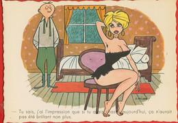 002279 - Tu Sais J'ai L'impression Que Si Tu Avais Chassé Aujourd'hui ça N'aurait Pas été Brillant Non Plus - IL Pichard - Humor