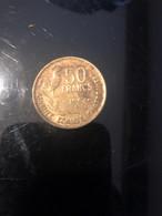 50 Francs G.Guiraud 1954 B - M. 50 Franchi