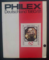 Deutschland Briefmarkenkatalog (im Klein Format !) - Philex 1980/81 - Catalogues