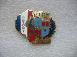 Pin's Antony 92, Police Associaton - Police
