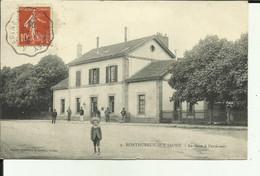 88 - Vosges - Monthureux Sur Saone - La Gare   - Animée - - Monthureux Sur Saone