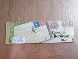 (2020) Carnet Cérès De Bordeaux 1870 - Commemoratives