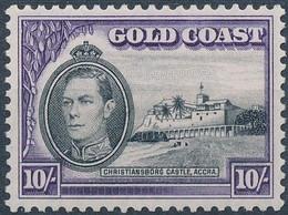 Gold Coast SG 132 (MNH) - Gold Coast (...-1957)