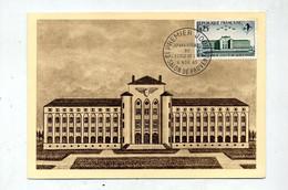 Carte Maximum 1965 Salon De Provence - 1960-69