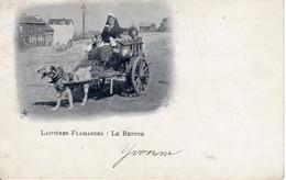 LAITIERES FLAMANDES - Le Retour - Street Merchants