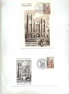 Carte Maximum 1965 Bourges Congres Cathedrale - 1960-69