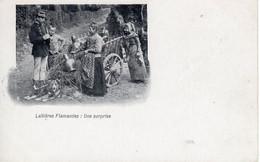 LAITIERES FLAMANDES - Une Surprise - Street Merchants