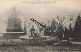 CPA 57 003 METZ - LA DÉLIVRANCE DE METZ - 18 NOVEMBRE 1918 - LE PRINCE FRÉDÉRIC-CHARLES - ANIMATION PERSONNES - Metz