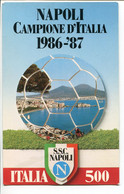 Napoli Campione D'Italia Calcio - Sin Clasificación