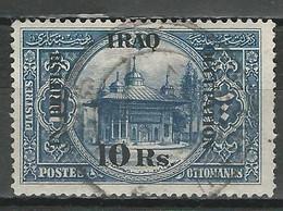 Iraq SG 14, Mi 14 O Used - Irak