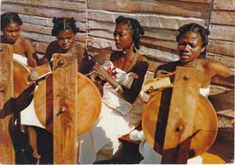 Pour Papeteries Arches Série Pôles Nord Et Sud 8 Madagascar Fileuses  / Assimilée à Dear Doctor Et Biomarine - Madagaskar