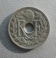 France 10 Centimes 1925 Lindaeur - Francia 10 Centesimi - D. 10 Centimes
