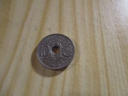 France - 10 Centimes Lindauer 1928.N°1822. - D. 10 Centimes