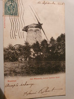 MONTREAL OLD WINDMILL LOWER LACHINE ROAD MOULIN A VENT    CANADA - Montreal