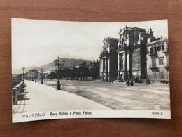 PALERMO FORO ITALICO E PORTA FELICE  FOTOGRAFICA - Palermo