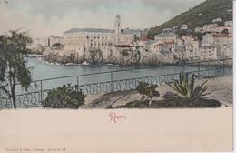 ITALY - Nervi - Sea And Bay Panoramic View - Otras Ciudades