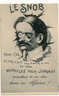 LE SNOB - Faux Col, Monocles... - Humor