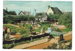 La Panne / De Panne. Golf Miniature Boulevard De Dunkerque - Wenduine