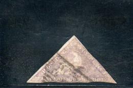 CAP DE BONNE-ESPERANCE 1855-63 O AMINCI-THINNED - Capo Di Buona Speranza (1853-1904)