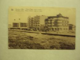 40495 - KNOCKE S/ MER - ALBERT-PLAGE - CASINO ET HOTELS - ZIE 2 FOTO'S - Knokke