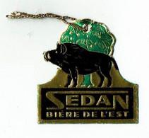 Ancienne étiquette Brasserie à Sedan 08 - Bier