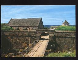 CPM Neuve 57 BITCHE La Citadelle Vue Du Plateau Central Avec La Poudrière Er La Chapelle - Bitche