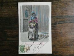 Cartes Postales RUSSIE Types Du Caucase  Femme Tatare - Russia