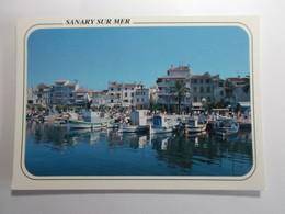 SANARY SUR MER Le Quai Des Pecheurs - Sanary-sur-Mer