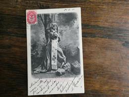 Cartes Postales RUSSIE Géorgie Types Du Caucase  Femme Géorgienne - Russia