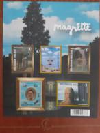 Belgium Belgien Belgie Belgique 2008 René Magritte Michel Bl. 126 (3789-93) MNH Mint Neuf Postfrisch ** - Blokken 1962-....