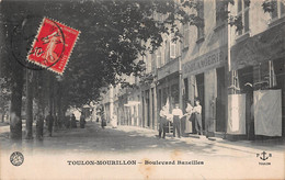 CPA TOULON-MOURILLON - Boulevard Bazeilles - Toulon