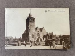 Blankenberghe - Ancienne Eglise / NELS / Librairie Internationale Ostende-Middelkerke-Coq S/Mer-Wenduyne-Blankenberghe - Blankenberge