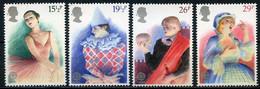 Grande-Bretagne YT 1043-1046 Neuf Sans Charnière - XX - MNH Europa 1982 - Unused Stamps
