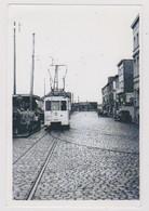 PHOTO Ancienne Belgique COURTRAI KORTRIJK Tramway Electrique 10 X 15 CM - Places