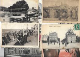 Lot  100 Cartes - 100 - 499 Postales